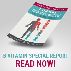Read Your Free Vitamin B Report Here!